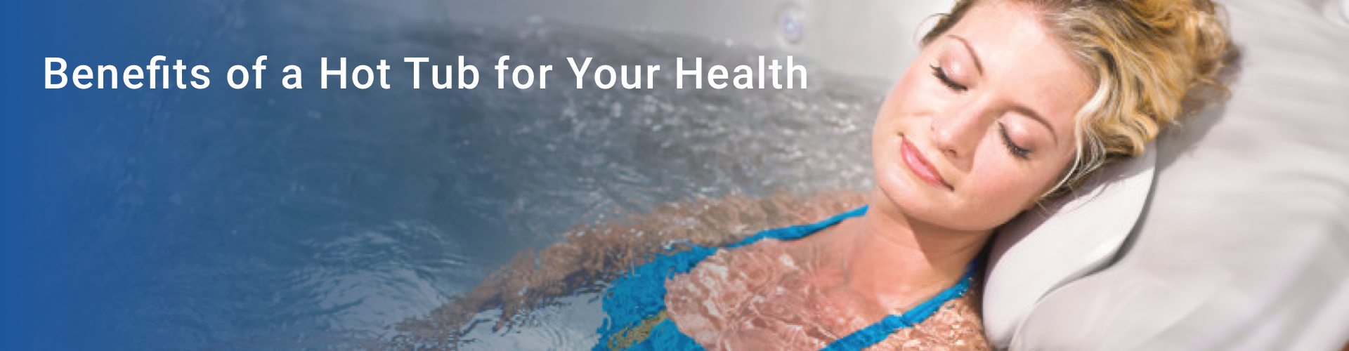 Benefits of a Hot Tub for Your Health