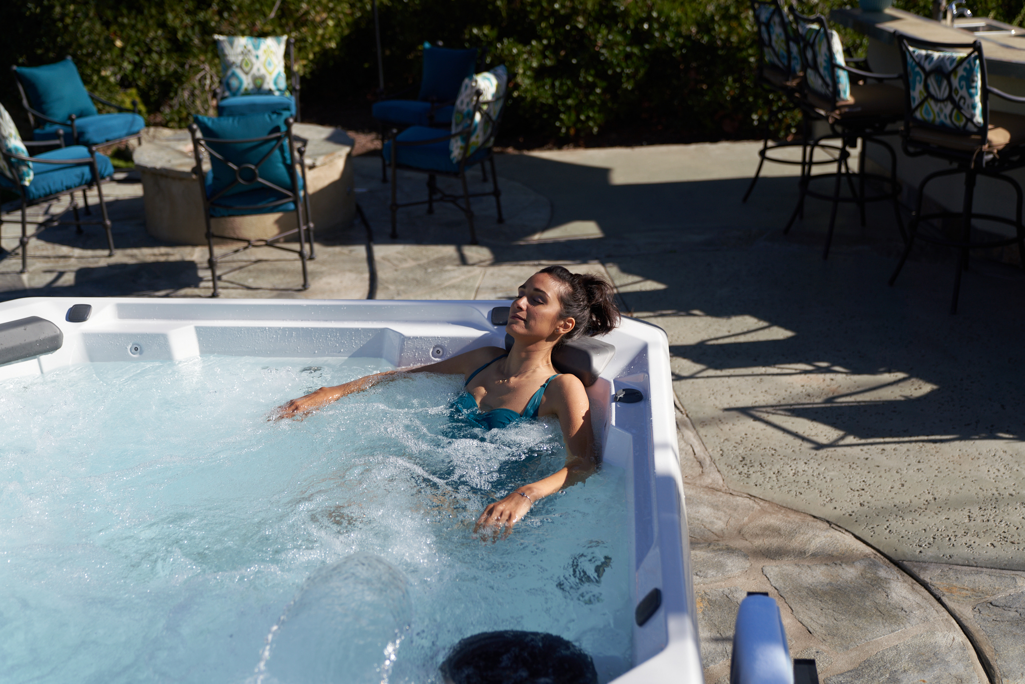 How A Hot Tub Can Boost Your Productivity