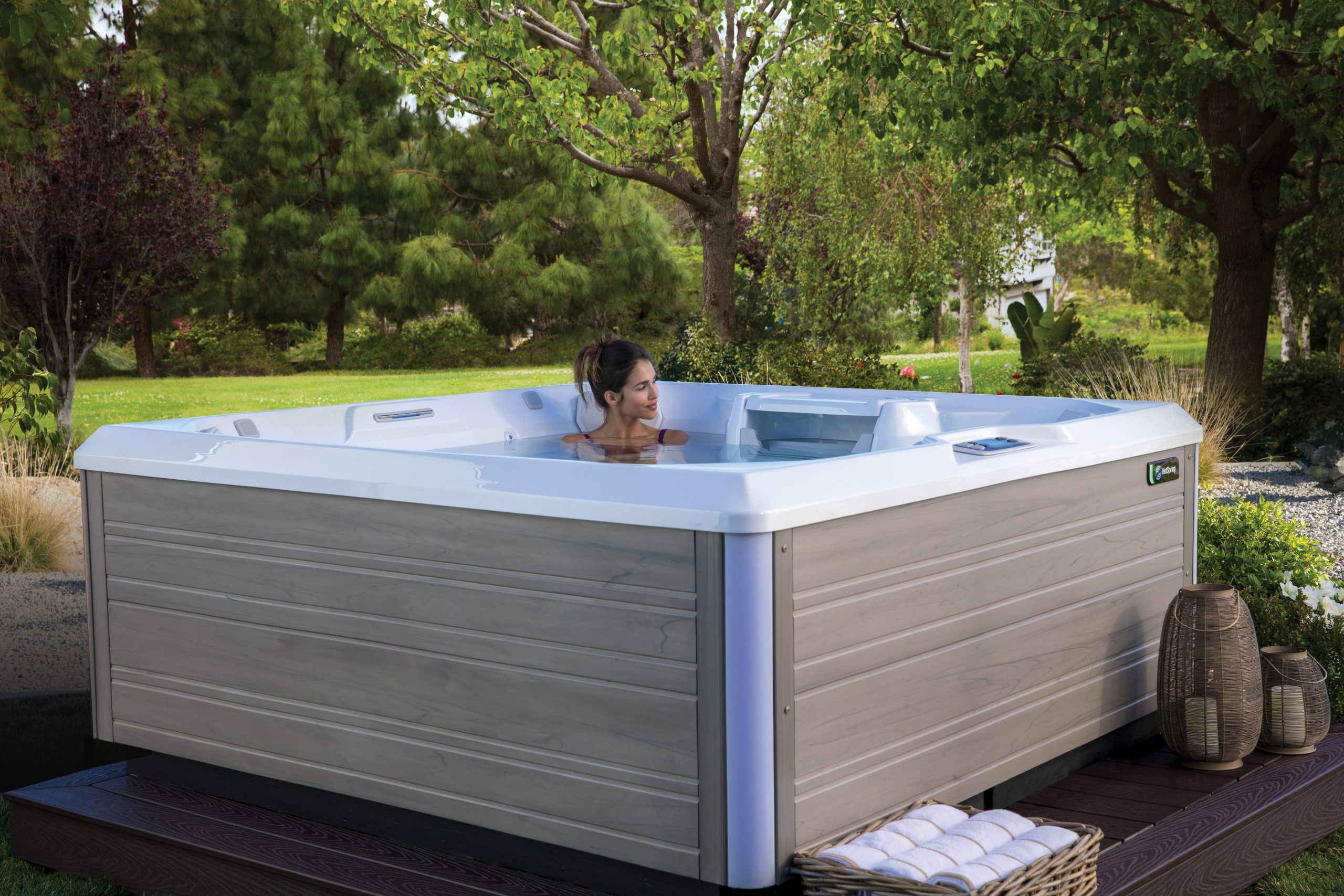 How Hot Tubs Can Help With Anxiety