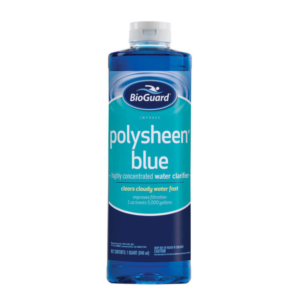 BioGuard Polysheen Blue