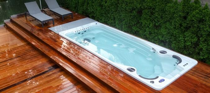 Swim Spas - Hot Tub Central