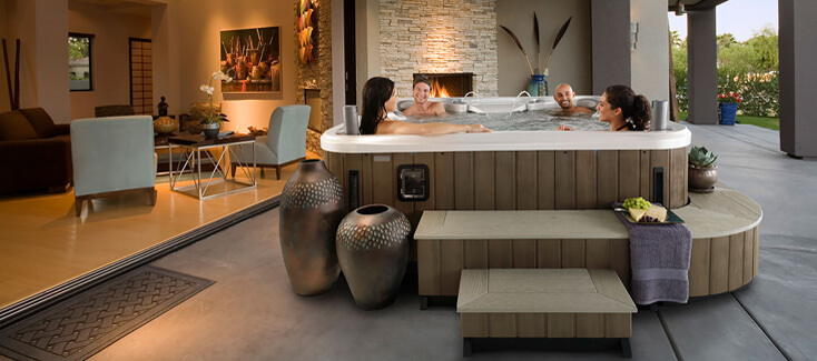 Marquis® Spas Family Image