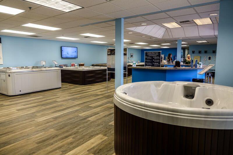 Bakersfield Hot Tubs Plus Showroom in Bakersfield, CA