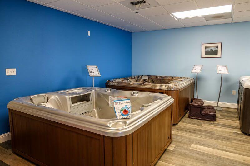 Cal Spas Hot Tubs in Bakersfield
