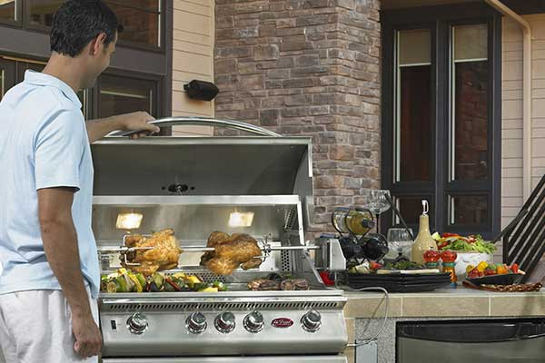 Cal Flame Grills Family Image