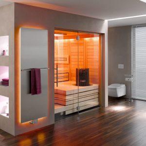 Helo Cupreme Sauna