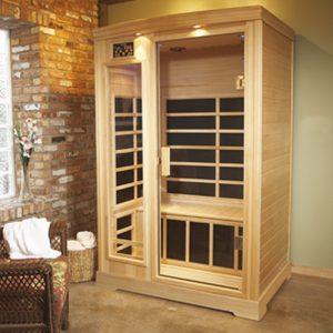 Sauna for home use in San Jose, CA
