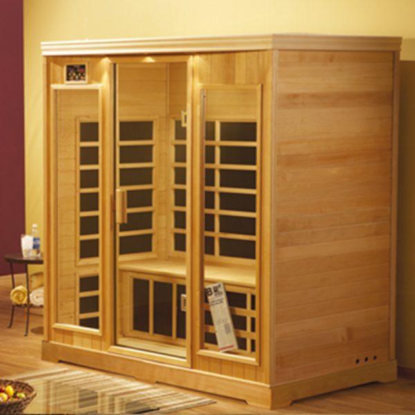 Large Home Sauna in Los Gatos, CA