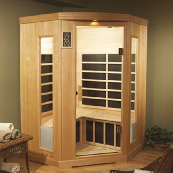 Home Sauna in San Jose, CA