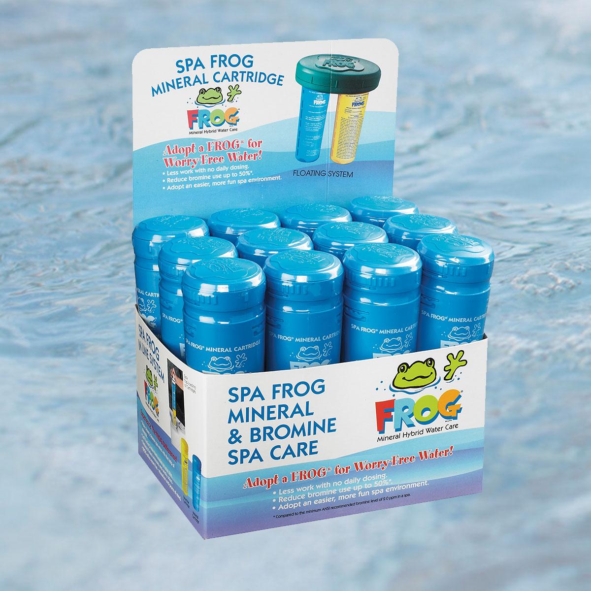 Spa Frog 174 Water Care System Hot Spring Spas Of La Crosse
