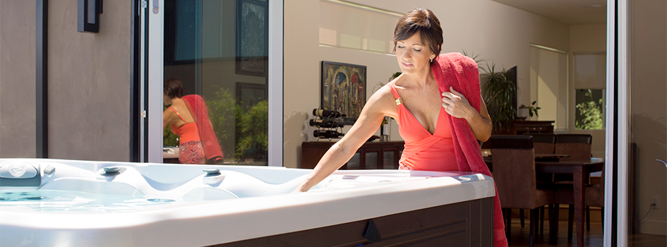How to Recycle Spa Water