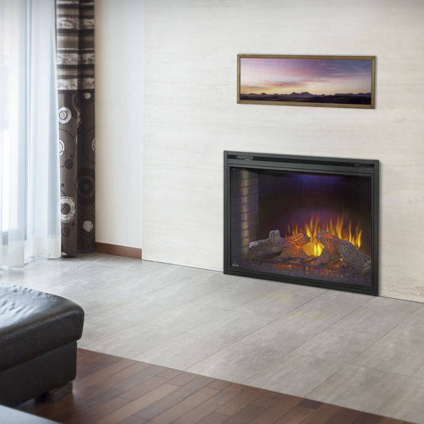 Ascent 40 electric fireplace