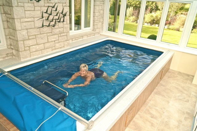 Swim Spas: The Best Form of Aquatic Exercise