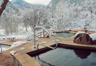 Five Hot Springs To Check Out This Summer