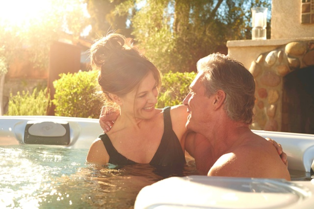 Arthritis Improves with Hot Tub Use