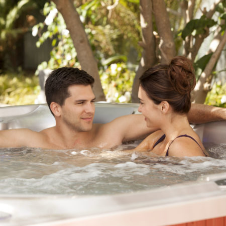 Health Benefits of a Hot Tub Visual List Item Image