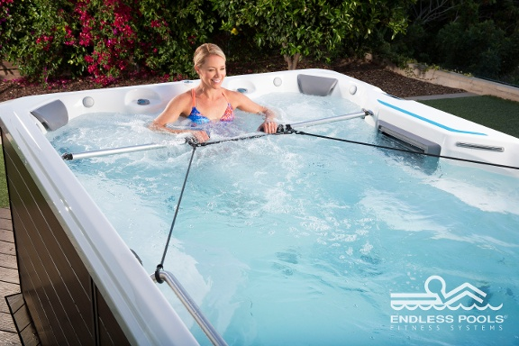 Swim Spas Improve Muscle Tone for Better Health and Fitness
