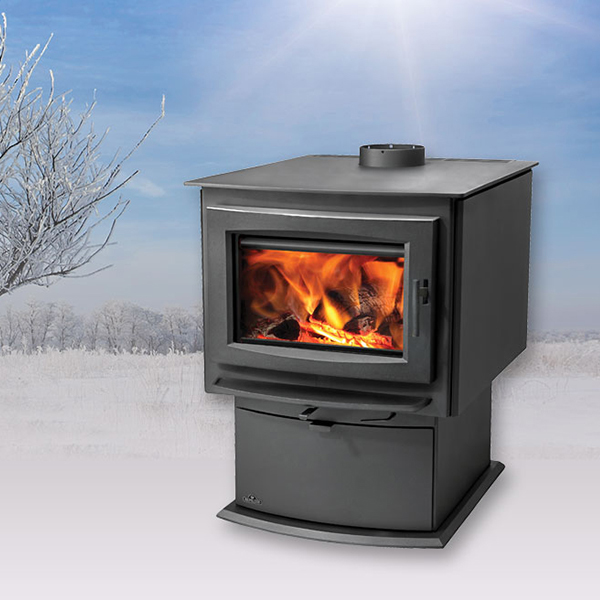 Napoleon Wood Stoves at International Hot Tub Co.