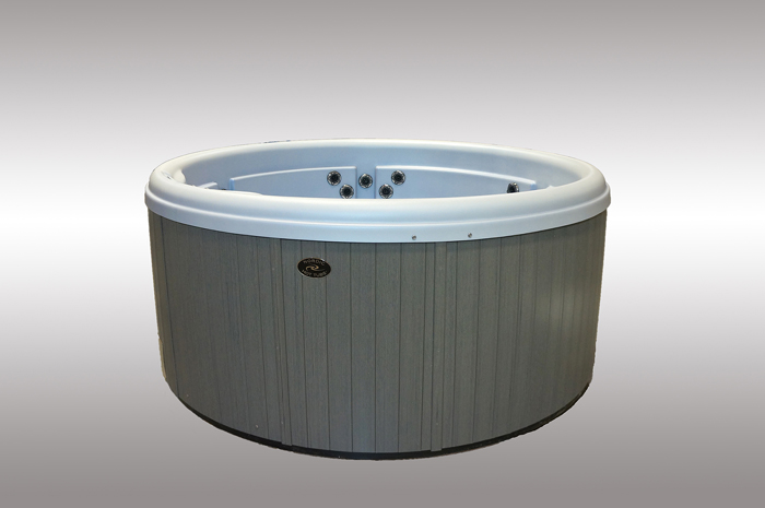 Nordic Crown spa at International Hot Tub Co.