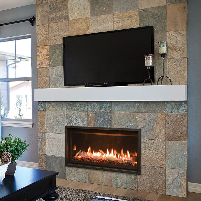Slayton 36 Gas Fireplace Product Image