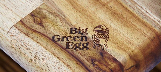 Big Green Egg Family Image