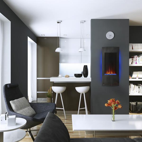 Azure-EFV38H-blue-room-setting-napoleon-fireplaces