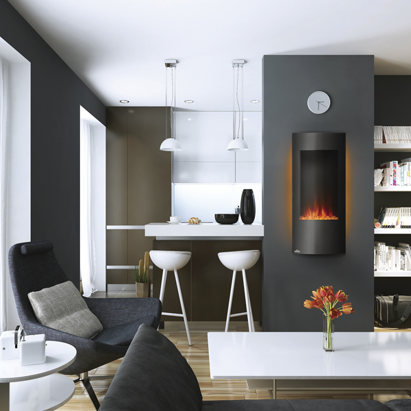Azure-EFV38H-orange room-setting-napoleon-fireplaces