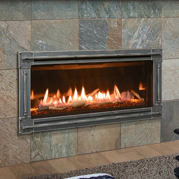 Slayton 36 Fireplace Mission Front