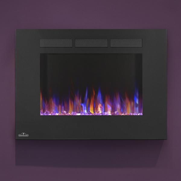 electric allure-straight-32-multi-napoleon-fireplace