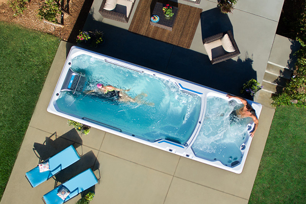 Choose Endless Pools Aquatic Fitness Systems for Optimal Wellness