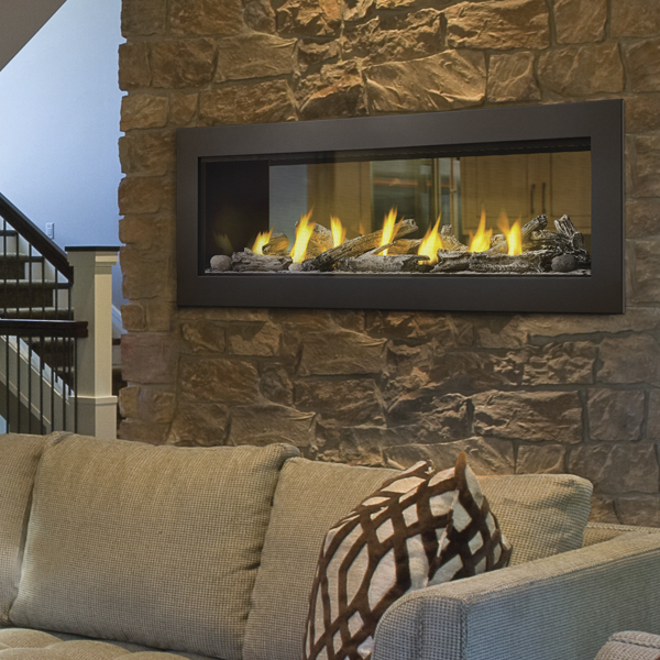 Acies Linear Gas Fireplace