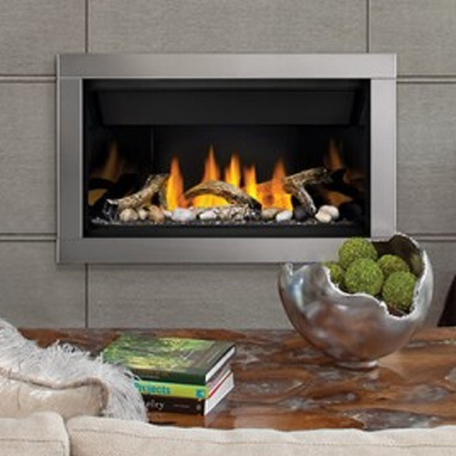 Ascent 36 Linear Series Napoleon Gas Fireplace