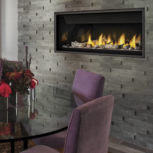 Ascent Linear Gas Fireplace