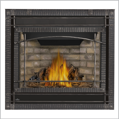 Ascent X 36 gas fireplaces