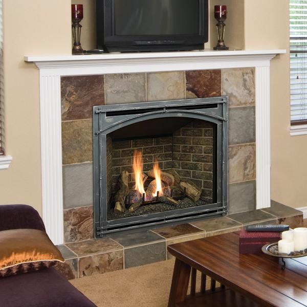 Kozy Heat Bayport 41 gas fireplace