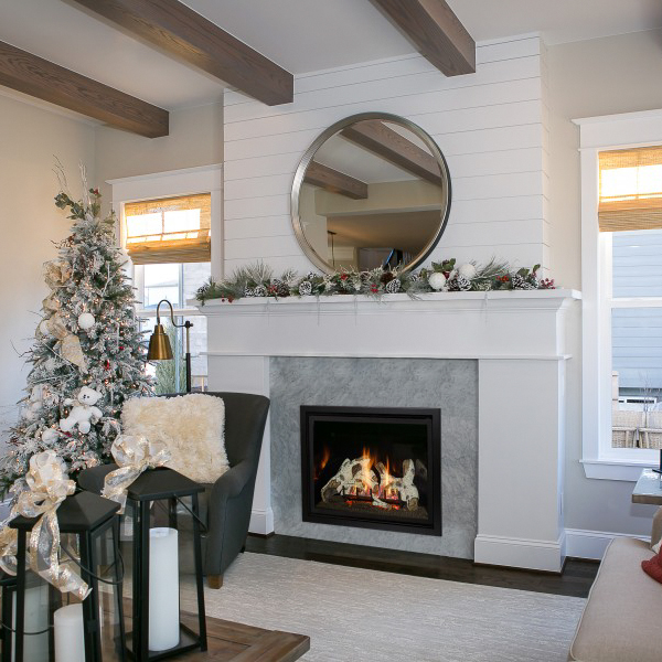 ozy Heat Bayport 36 fireplace