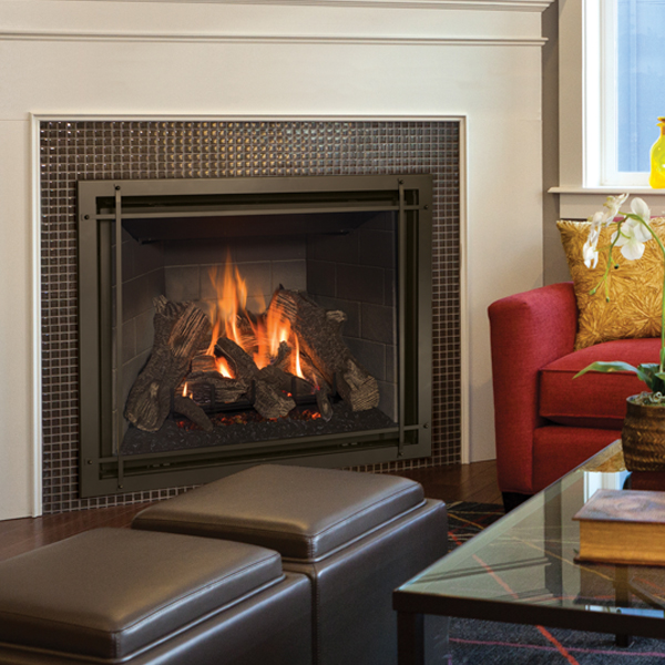 Carlton 39 Gas Fireplace