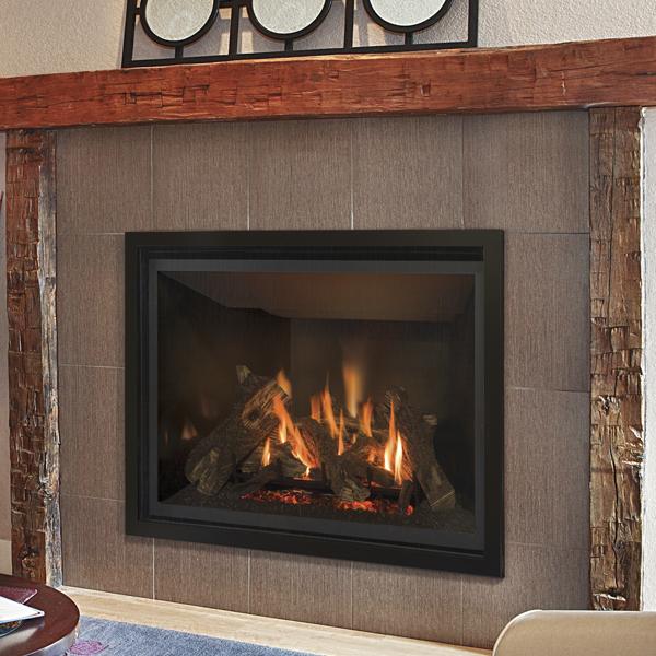 Carlton 46 Gas Fireplace