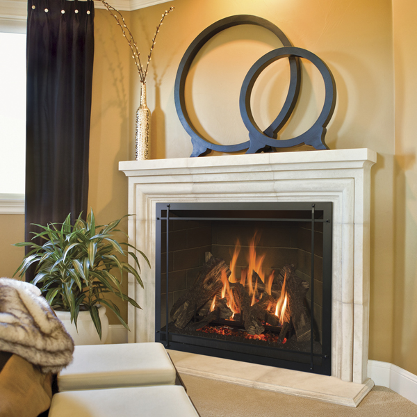 Carlton 46 Gas Fireplace