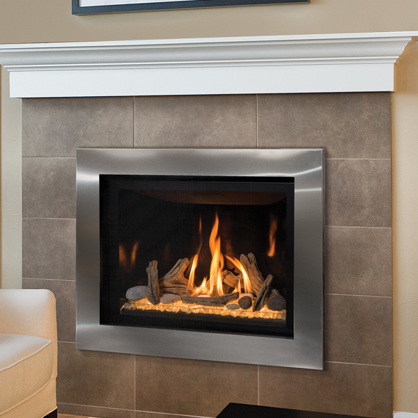 Delano 36S Gas Fireplace