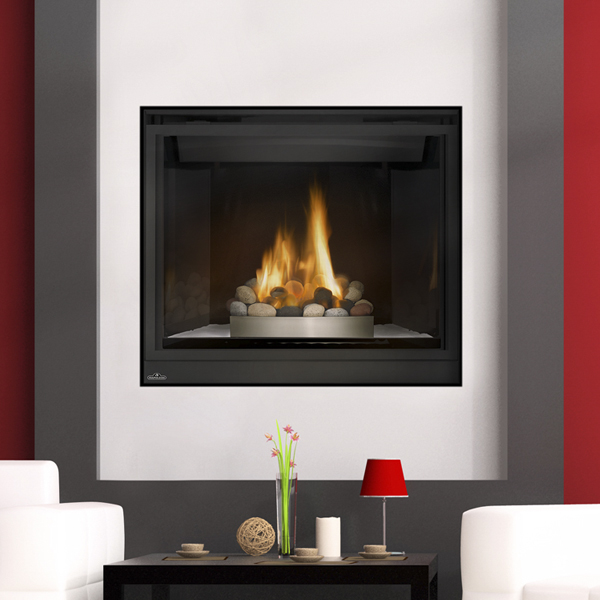 High Definition 40 Gas Fireplace