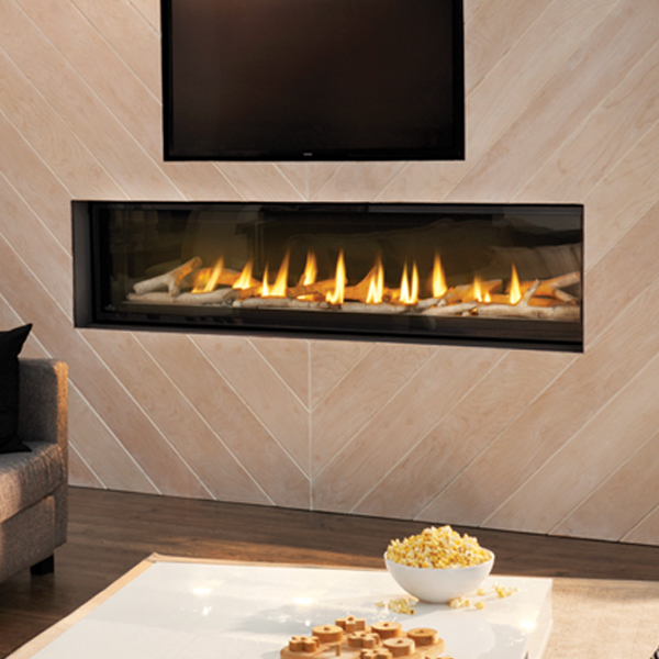 Luxuria Linear Gas Fireplace