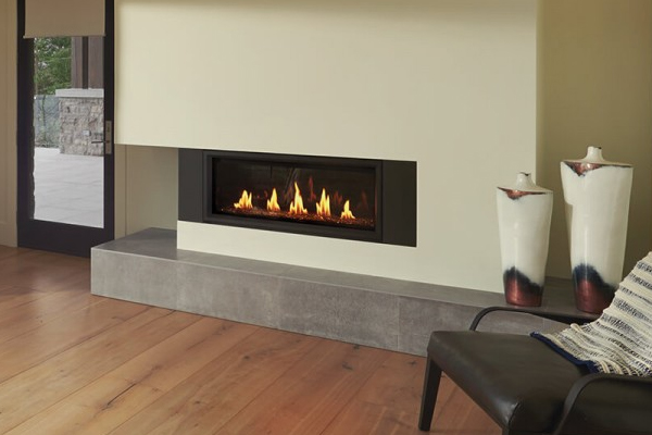 Napoleon Vector 38 Gas fireplace