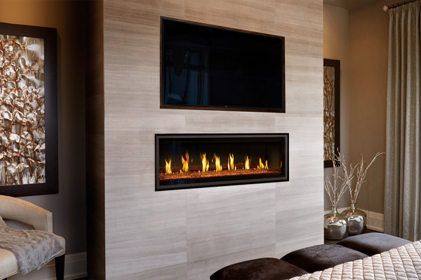 Napoleon Vector 50 Gas fireplace