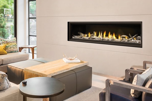 Napoleon Vector 74 Gas fireplace
