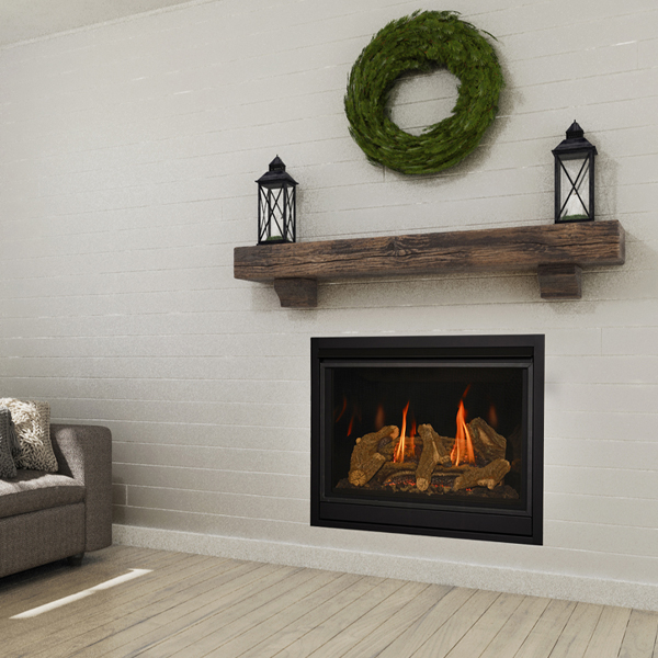 Kozy Heat SP34 Gas Fireplace