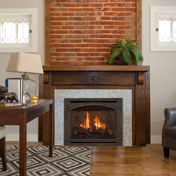 Springfield 36 Gas Fireplace