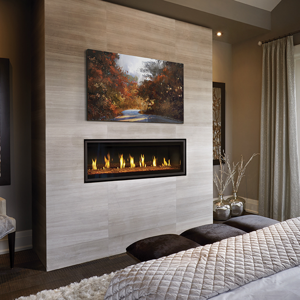 Vector-LV38 Linear Gas Fireplace