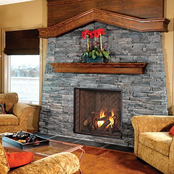 Kozy Heat Alpha 36S Gas Fireplace