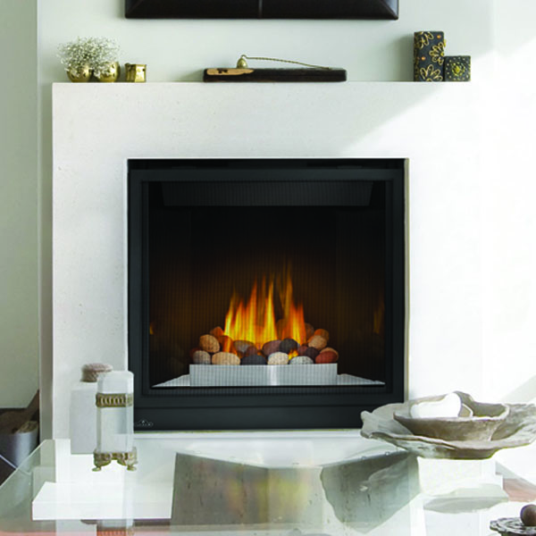 High Definition 35 Gas Fireplace
